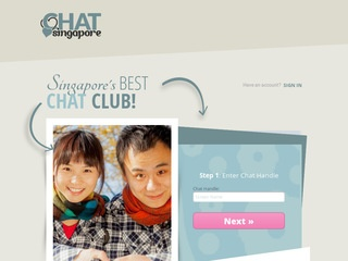 Chat Singapore Homepage Image
